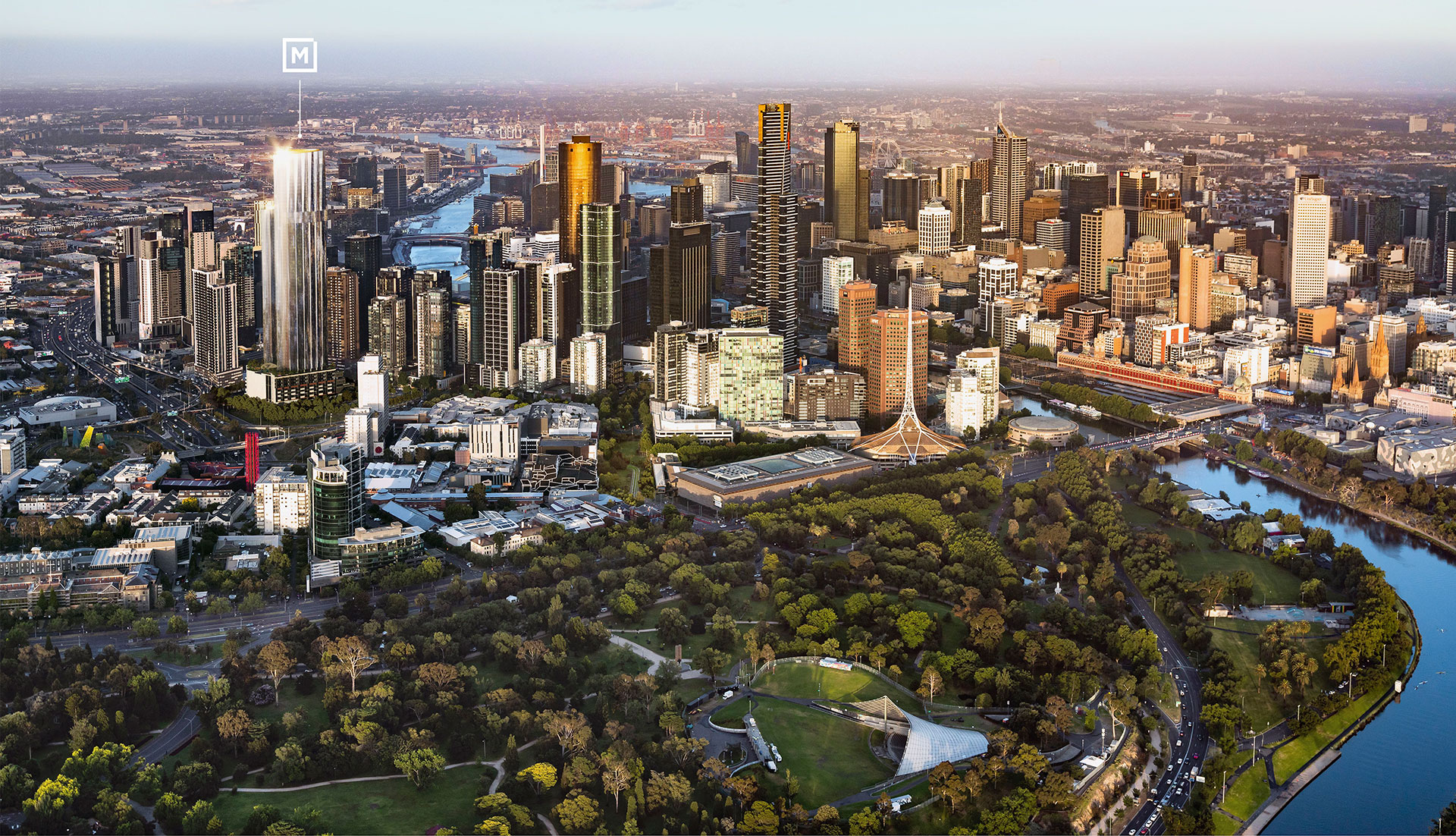 Arts Precinct Renders